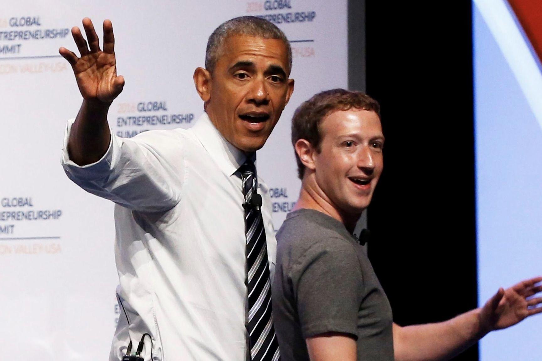 Obama Warned Mark Zuckerberg About Facebook