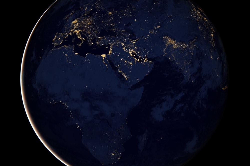 VIDEO : Earth from Space - Nova 1