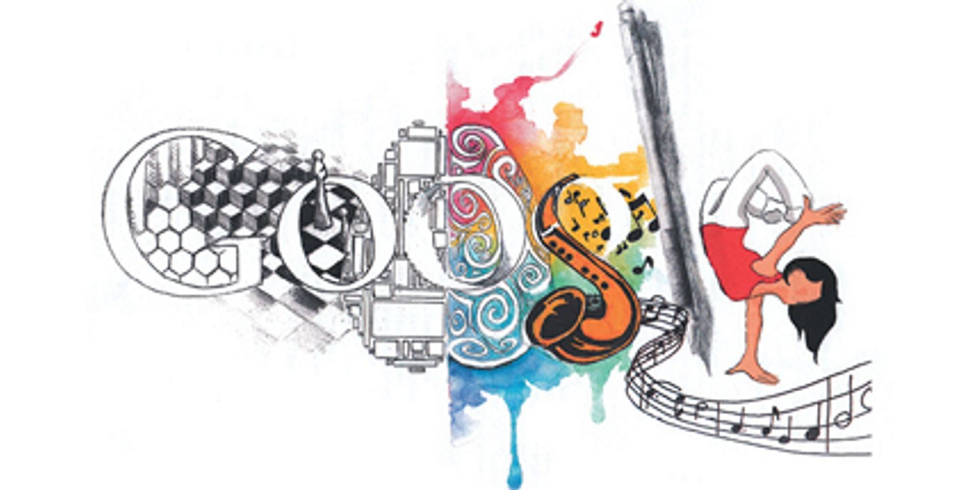 google doodles image 7