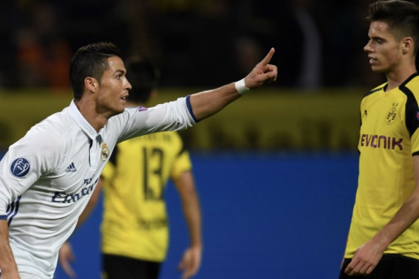 Real Madrid Were Fantastic In Their 3-1 Victory Against Borussia Dortmund 1