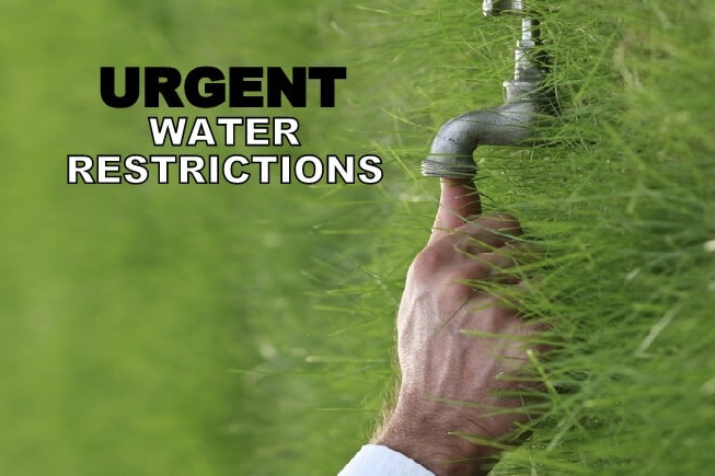Video: Water restrictions: How to save water in Cape Town 1