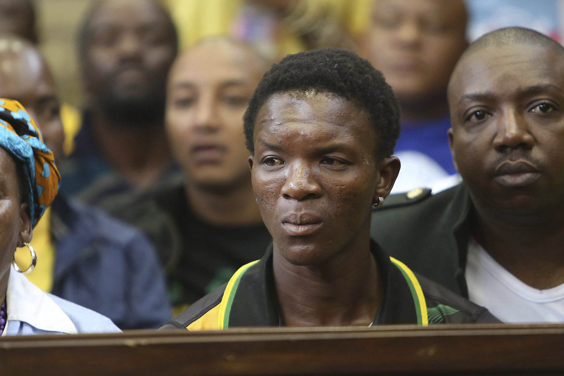 White Farmers Get Jail Time In South Africa