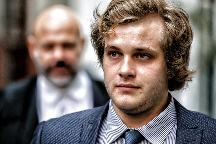 Henry van Breda will be testifying in his murder trial 1
