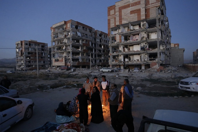 Video: 7.3 Earthquake Hits Iraq And Iran, Death Rises Above 200 1