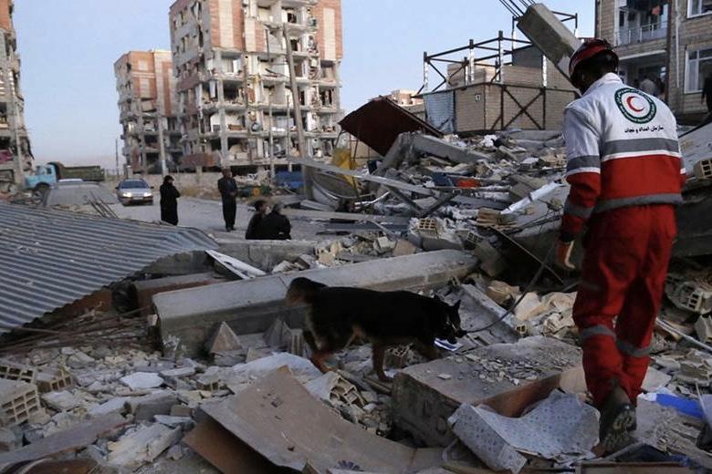 Iran Earthquake: Death Toll Rises To 450 1