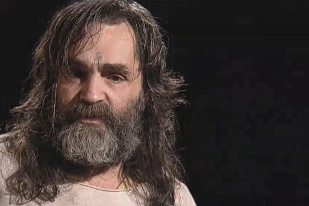 Video: Cold–blooded murderer, Charles Manson, is finally dead 1
