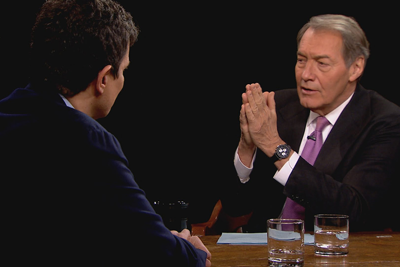 Video: Suspension For Charlie Rose After Sexual Harassment Allegations 1