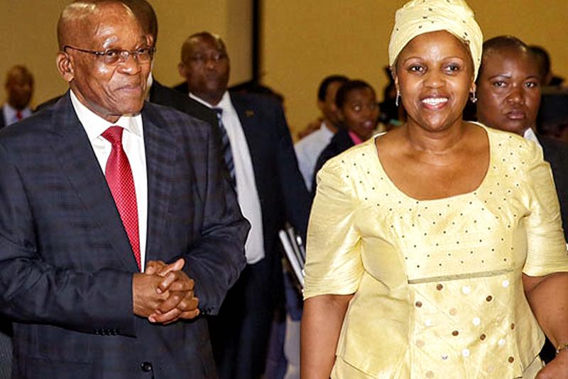 Zola Tsotsi Reveals Zuma And Myeni