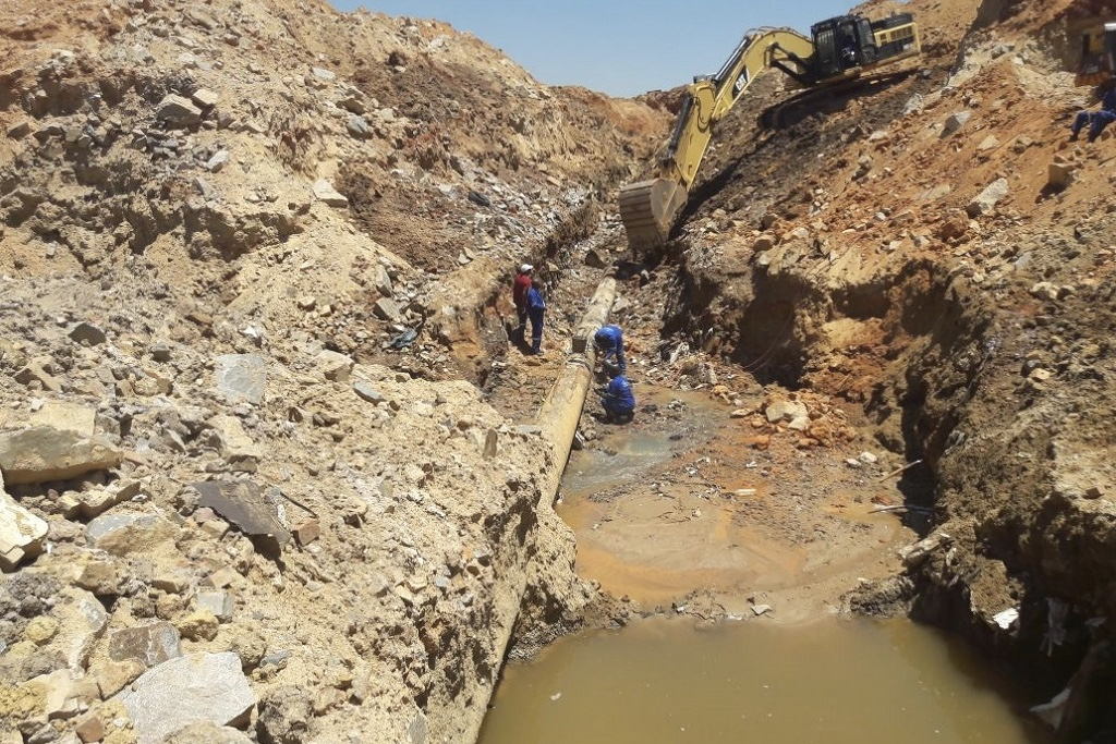 Johannesburg: Northern suburbs water supply reconnected 1