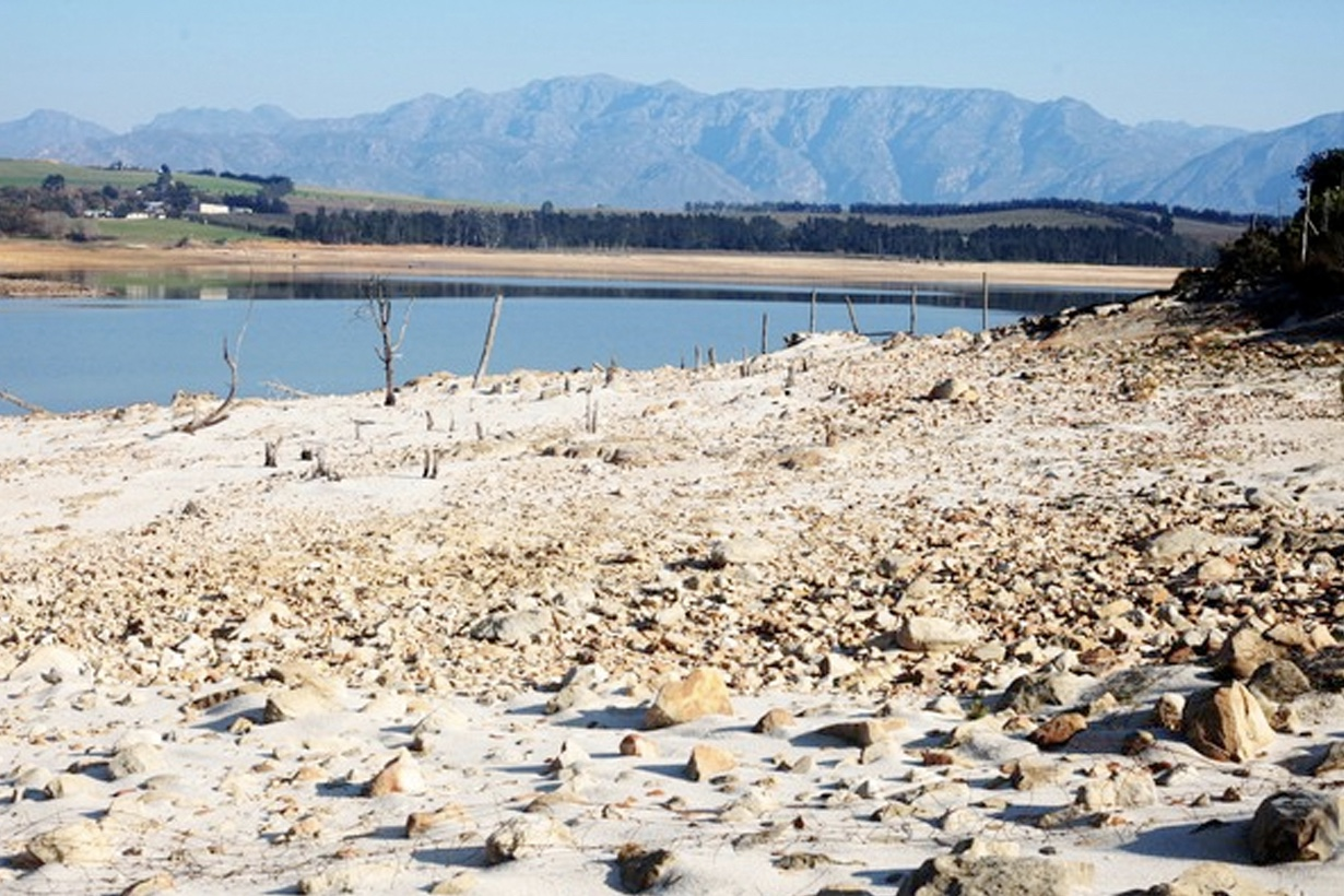 Drought, Water, Thorton, Pinelands, Cape Town, Newsfeed24,News,