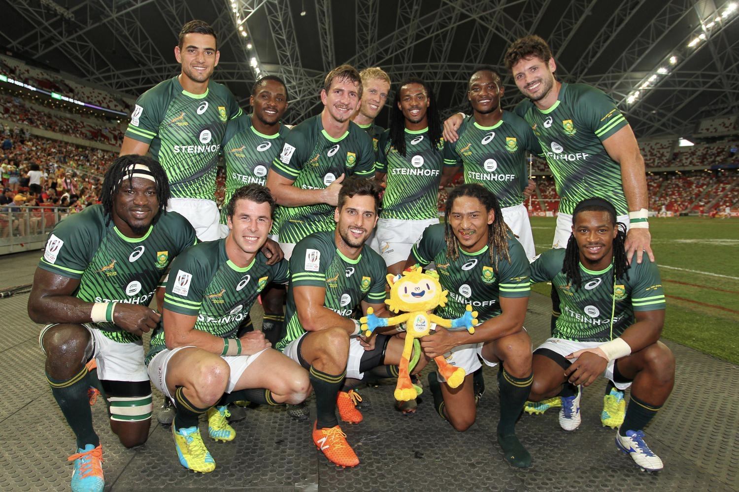 Blitzboks, Rugby, South Africa, Water, Water crisis, Cape Town, Sevens, Newsfeeds,News,