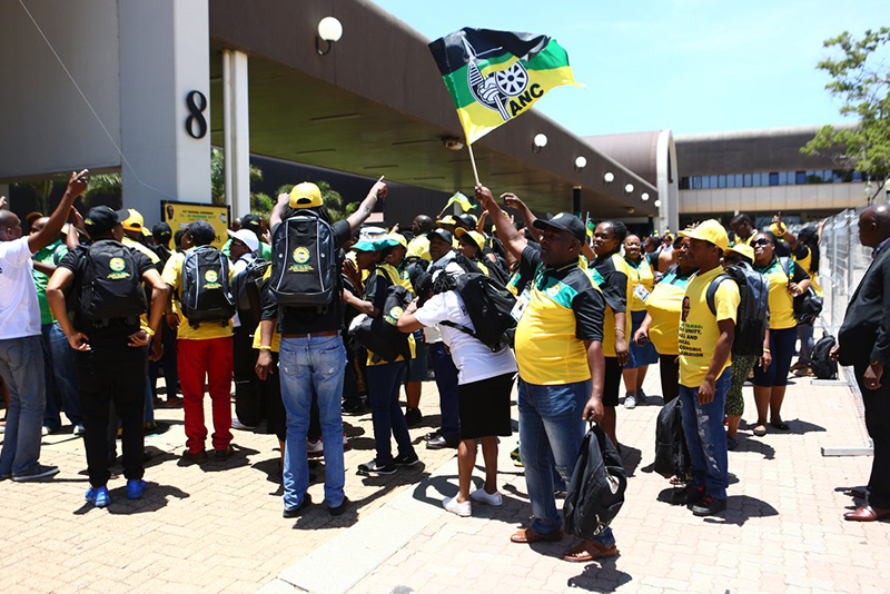 newsfeeds24,Ace Magashule,Senzo Mchunu,The EleXion Agency,ANC conference,68 missing votes,ANC steering committee,