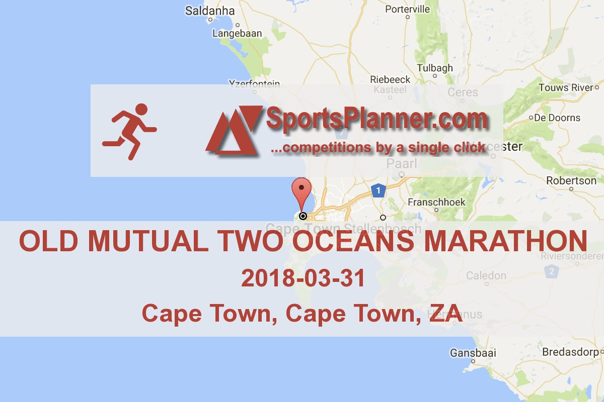 Details On How The Two Oceans Marathon Plans To Save Water 2