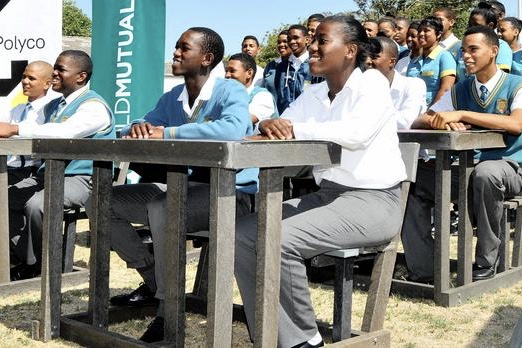 Plastic Gets A Second Chance At Eerste River School 1