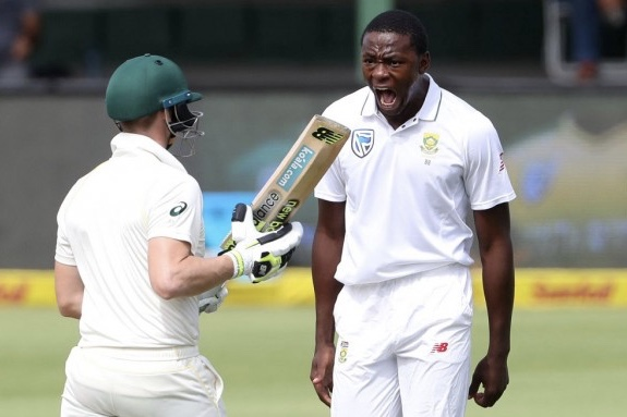Rabada leads the Proteas to victory – receives a two match ban 1