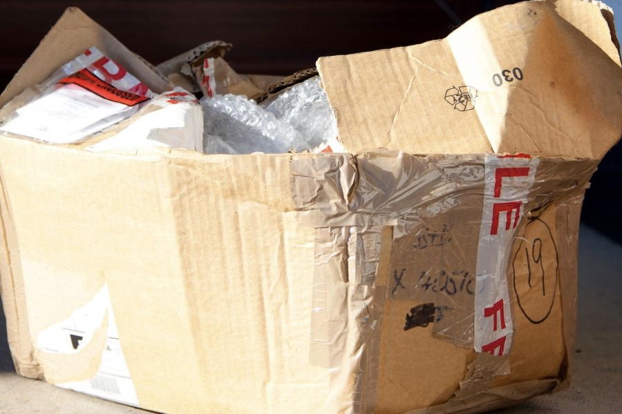 Video: Americans Fear For Their Lives As Exploding Packages Are Delivered To Their Doors 1