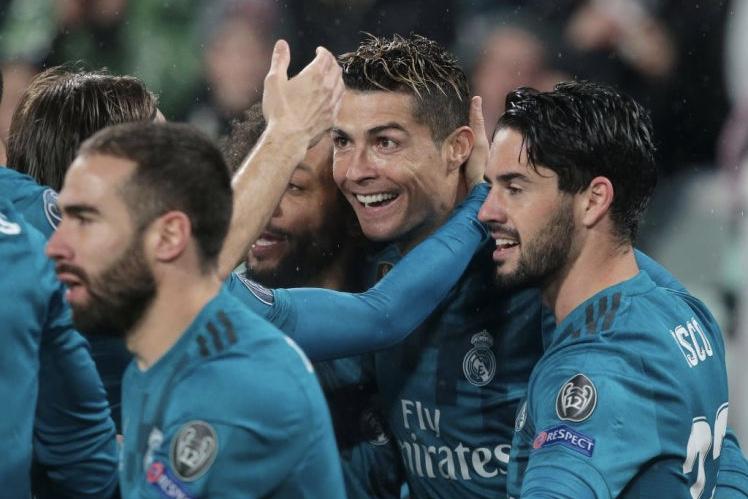 Ronaldo Stuns Football World With Outrageous Goal 1
