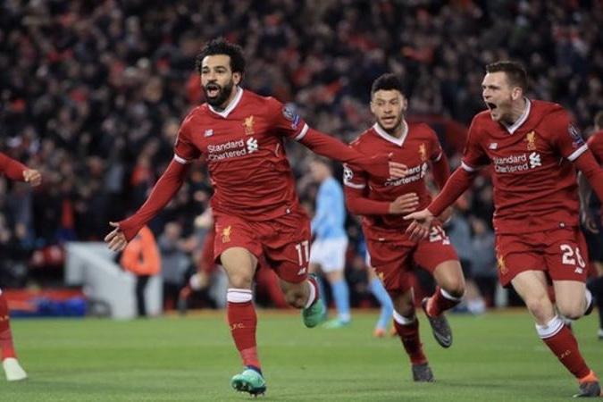 Video: Liverpool And Barcelona Emerge As The Champions In The Quarter Finals 1