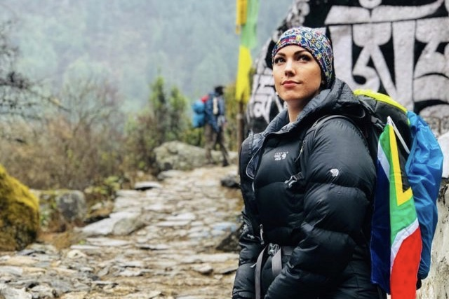 Mrs Sa Airlifted From Mount Everest With Altitude Sickness 1