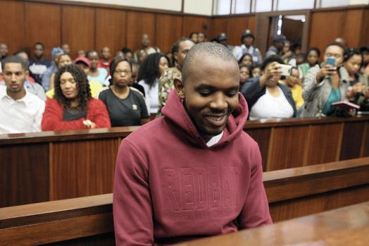 Murder accused appears in court for killing a student on a Durban campus 1