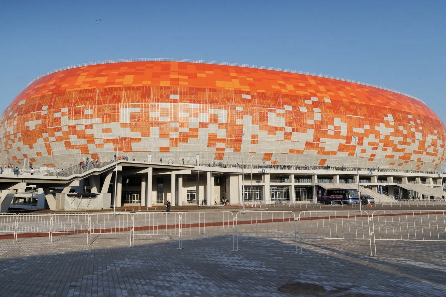 Russia Suspected Of Stealing South African Design To Build World Cup Stadium 1