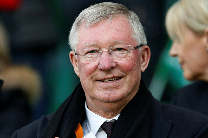 Sir Alex Ferguson moved from intensive care after surgery 1