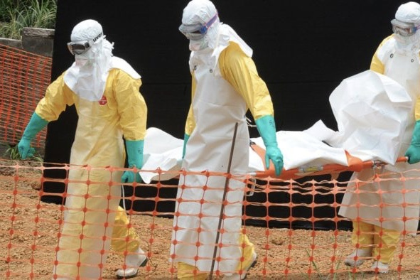 Ebola Outbreak Spreads To Mbandaka City 1