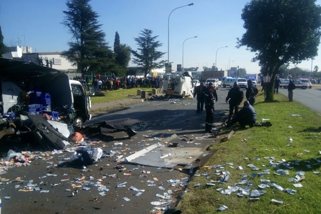 Cash-in-transit heist was planned by a police officer 1