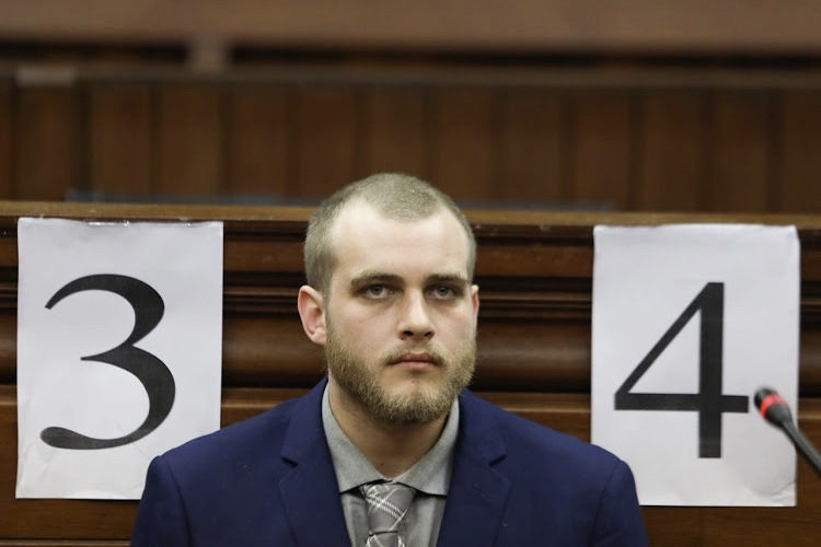 Henri van Breda found guilty of murder 1