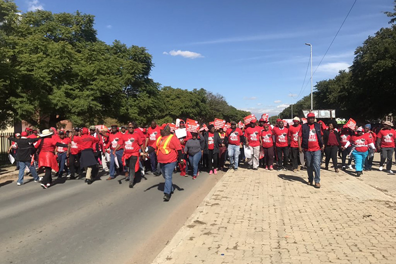 Modest Wage Deal Reached Between Sa Government And State Workers 1