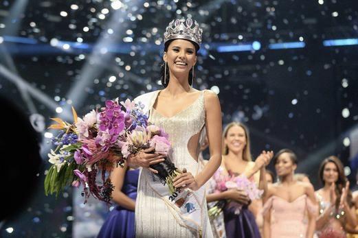 Video: Tamaryn Green The Miss South Africa 2018 Winner 1