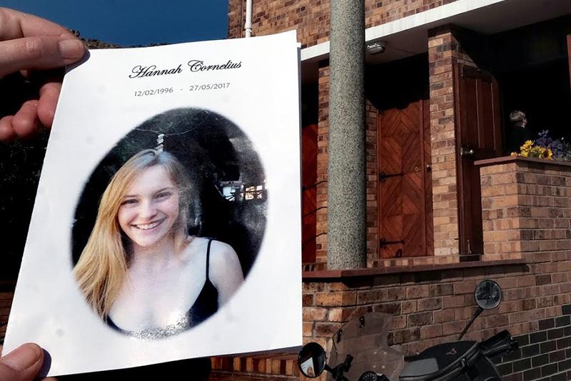 Hannah Cornelius: The State