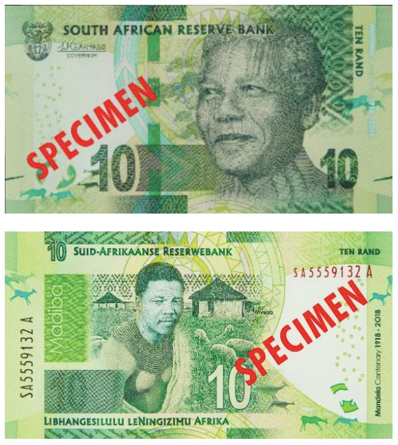 A First Look At The New Mandela Bank Notes 3