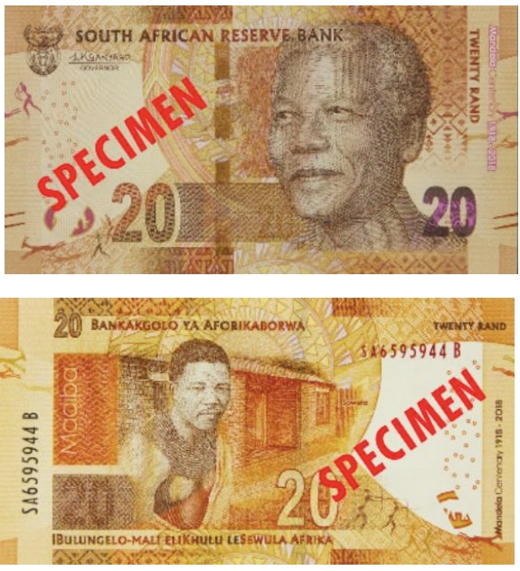 A First Look At The New Mandela Bank Notes 5