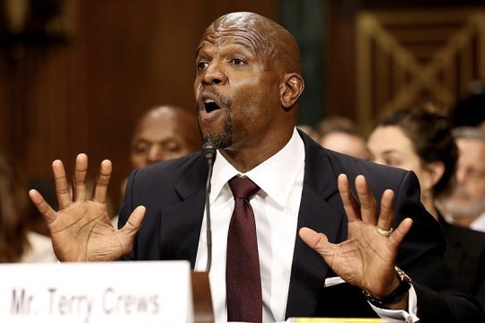 Video: Terry Crews threatened by producer to drop the sexual assault case 1