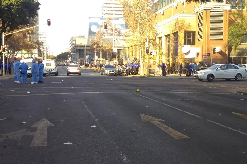 5 drivers shot and wounded in taxi violence in Pretoria 1