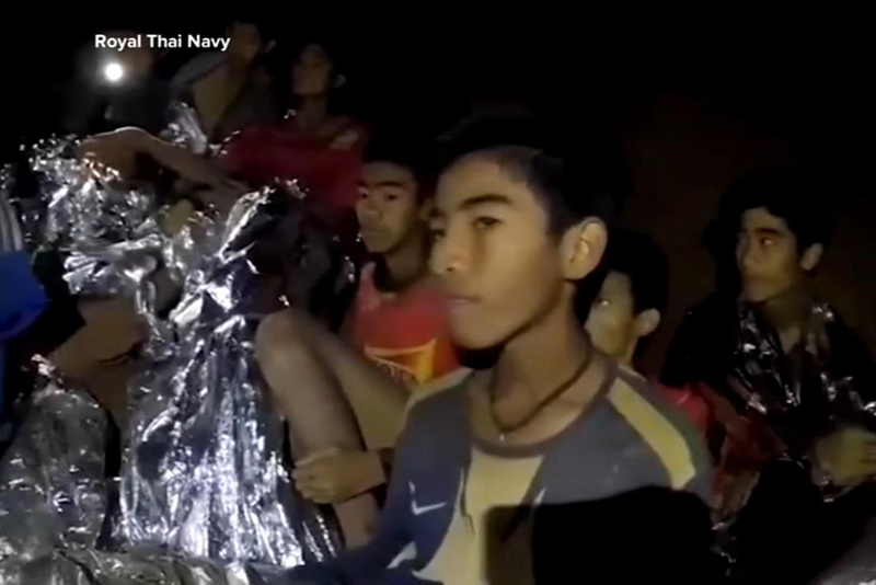 Thailand Cave Rescue Operation To Extract The Boys Continues 1