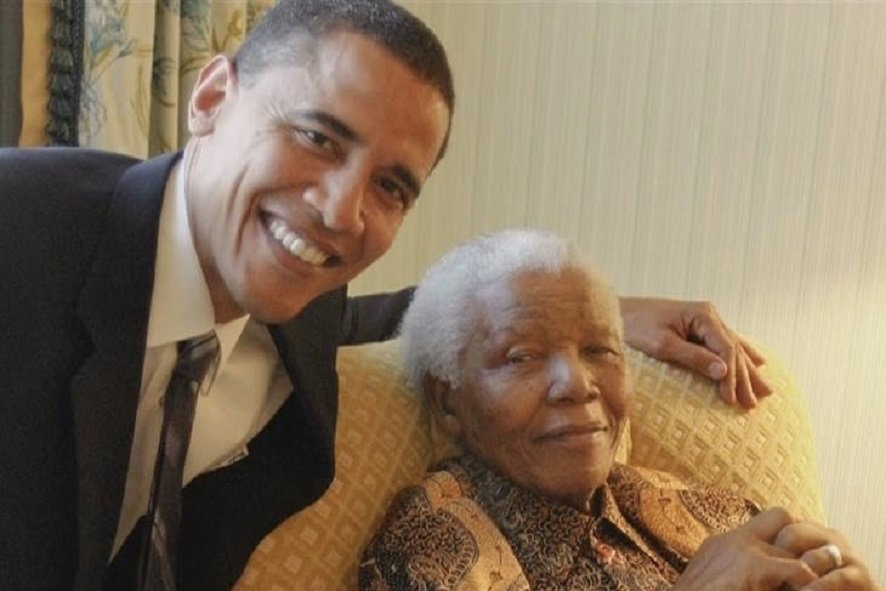 Video: The Nelson Mandela Annual Lecture Kicks Off With Barack Obama 1