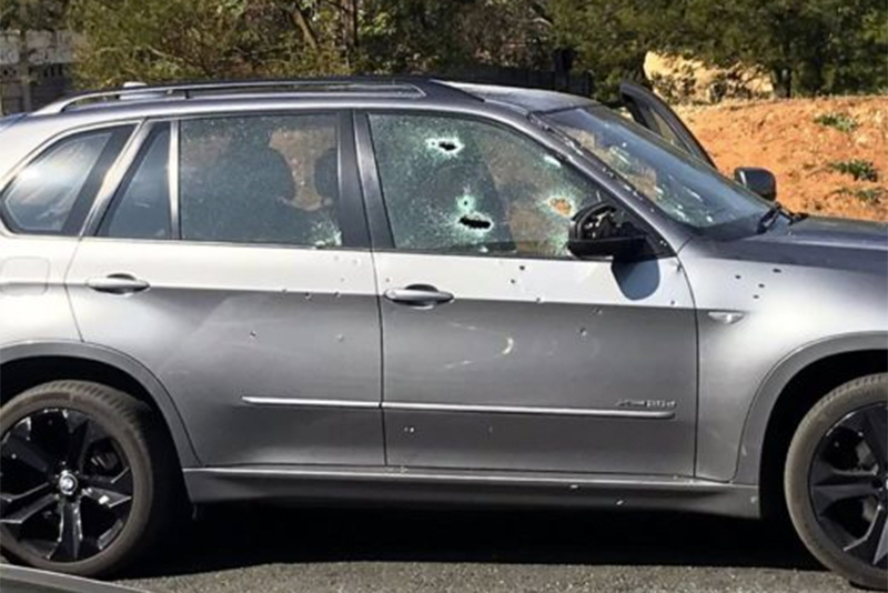 One Dead, Two Injured Following An Alleged Hit In Johannesburg 1