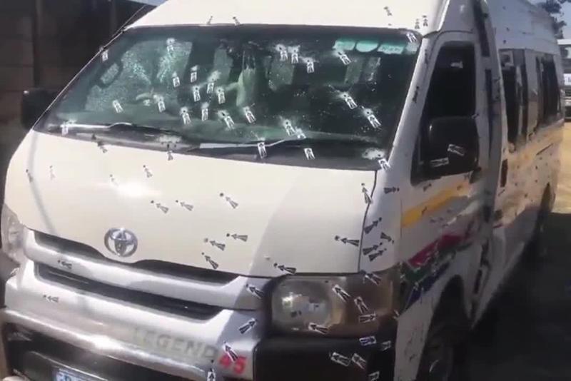 Taxi violence: 11 killed in taxi ambush in KZN 1