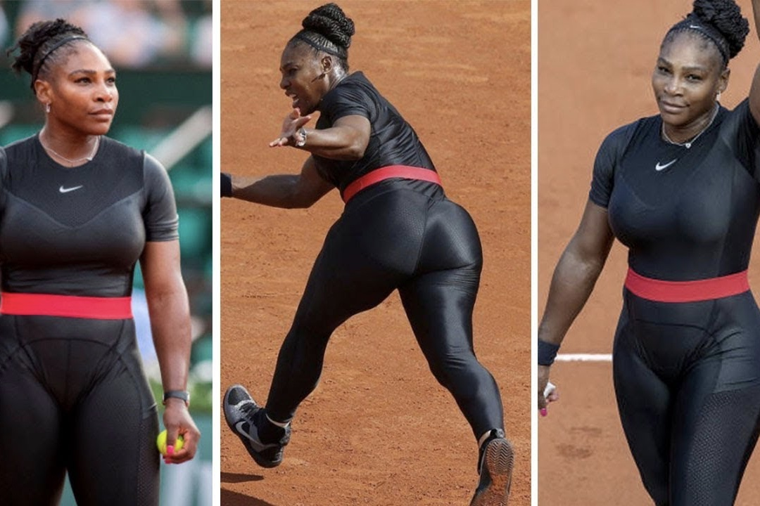 French open federation,catsuit,nike,Tennis,Serena Williams,News,Sport,
