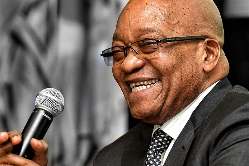 Zuma Granted Leave To Appeal State Capture Report Costs Order Against Him 1