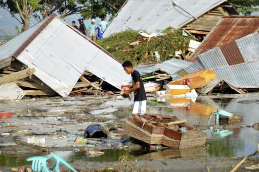 Indonesian Tsunami Struck After Warning Lifted