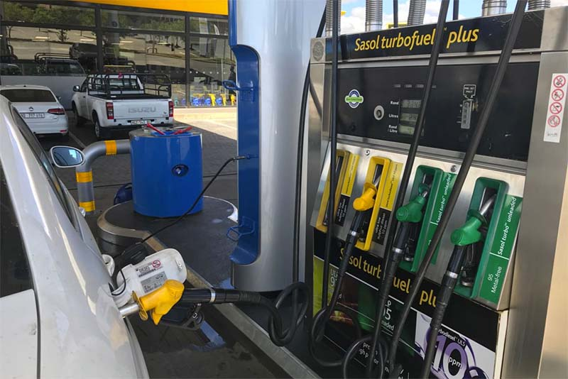 No petrol price increase but diesel, paraffin and gas go up
