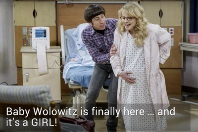 Video: [SPOILER ALERT] ' Big Bang Theory Drops Another Baby Bombshell!