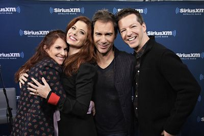Video: Will And Grace Promote The Return of The Hit Comedy After 11 Years Away!