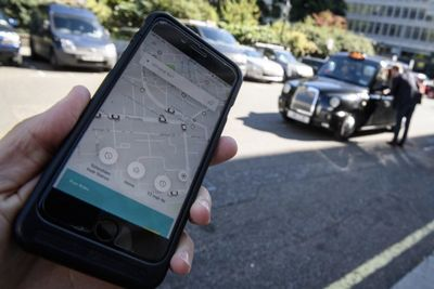 Uber May Be Forced To Leave London!