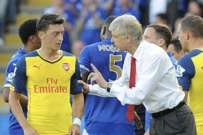 Arsenal's Ozil Lost Arsene Wenger's Trust