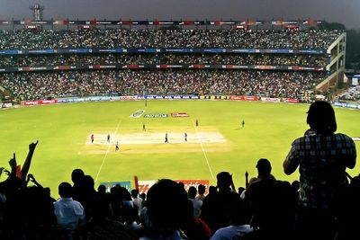 The Indian Premier League Is One Of The Richest Sports In The World