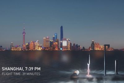 Video: Elon Musk Suggests City-to-city Travel By Rocket,here On Earth!!